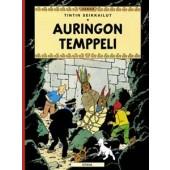 Tintin seikkailut 14 - Auringon temppeli