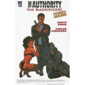 The Authority - The Magnificent Kevin