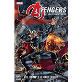 Avengers by Jonathan Hickman - The Complete Collection 1