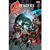 Avengers by Jonathan Hickman - The Complete Collection 4