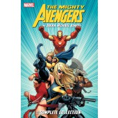 The Mighty Avengers by Brian Michael Bendis - The Complete Collection