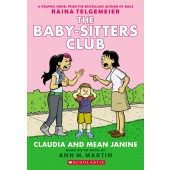 The Baby-Sitters Club 4 - Claudia and Mean Janine