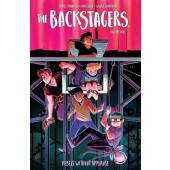The Backstagers 1 - Rebels Without Applause