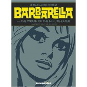 Barbarella and the Wrath of the Minute-Eater