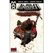 The Punisher MAX Presents - Barracuda (K)