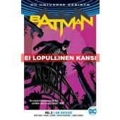 Batman 2 - Minä olen itsemurha (ENNAKKOTILAUS)