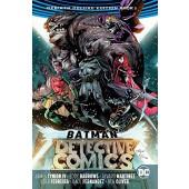 Batman Detective Comics - The Rebirth Deluxe Edition 1