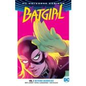 Batgirl 1 - Beyond Burnside