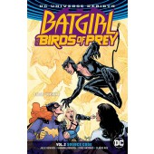 Batgirl and the Birds of Prey 2 - Source Code