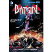 Batgirl 3 - Death of the Family