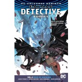 Batman Detective Comics 4 - Deus Ex Machina