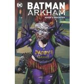 Batman Arkham - Joker's Daughter
