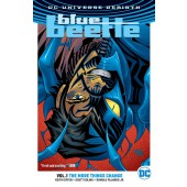 Blue Beetle 1 - The More Things Change