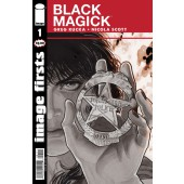 Black Magick #1