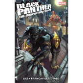 Black Panther - The Man Without Fear 1: Urban Jungle (K)
