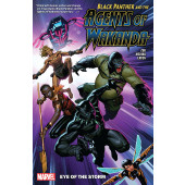Black Panther and the Agents of Wakanda 1 - Eye of the Storm