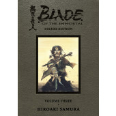 Blade of the Immortal Deluxe Edition 3