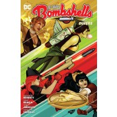 DC Comics Bombshells 4 - Queens