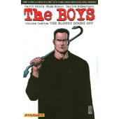 The Boys 12 - The Bloody Doors Off