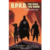 B.P.R.D. The Devil You Know 2 - Pandemonium