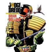Judge Dredd - The Complete Brian Bolland