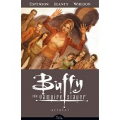 Buffy the Vampire Slayer Season 8 #6 - Retreat (K)