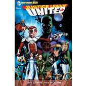 Justice League United 1 - Justice League Canada