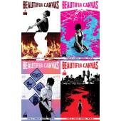 Beautiful Canvas #1-4