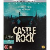 Castle Rock - Kausi 1 (4K Ultra HD + Blu-ray)