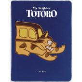 My Neighbor Totoro - Cat Bus Plush Journal