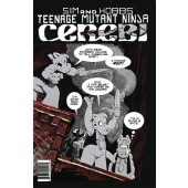 Teenage Mutant Ninja Cerebi #1