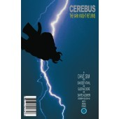 Cerebus - The Vark Knight Returns #1