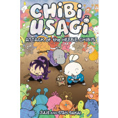 Chibi Usagi - Attack of the Heebie Chibis