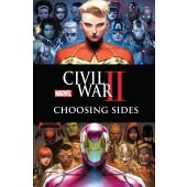 Civil War II - Choosing Sides