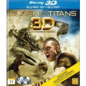 Clash of the Titans (Blu-ray 3D + Blu-ray)