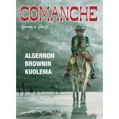 Comanche 10 - Algernon Brownin kuolema