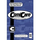 ComiCare Current Size Polyethylene Bag (100)