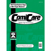 ComiCare Golden Age Polyethylene Bags (100)