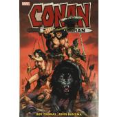 Conan the Barbarian - The Original Marvel Years Omnibus 4