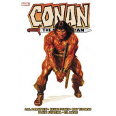 Conan the Barbarian - The Original Marvel Years Omnibus 5