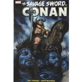 Savage Sword of Conan - The Original Marvel Years Omnibus 4