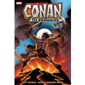 Conan the Barbarian - The Original Marvel Years Omnibus 1