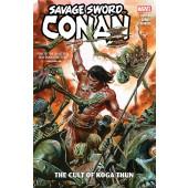 Savage Sword Of Conan - The Cult Of Koga Thun