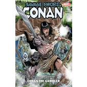 Savage Sword Of Conan - Conan The Gambler