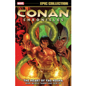 Conan Chronicles Epic Collection - The Heart of Yag-Kosha