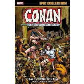 Conan the Barbarian Epic Collection - Hawks From the Sea