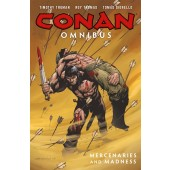 Conan Omnibus 4 - Mercenaries and Madness