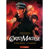 Corto Maltese Boxset (DVD)