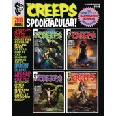 The Creeps Annual 2019 Spooktacular