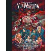 Critical Role - Vox Machina Origins Library Edition